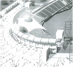 【今シーズンオフ案】浮上式膜製屋根