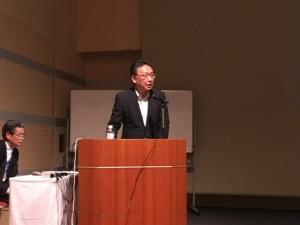 藤川和久顧問(マツダ株式会社 常務執行役員)
