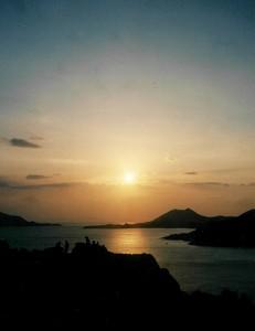 Aegean Sea  2001.8 photo by y★u